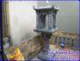 Mẫu cây hương đá thờ thiên 04