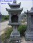 Mẫu cây hương đá thờ thiên 13