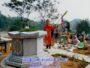 Sắm lễ vật cúng tạ mộ mới xây