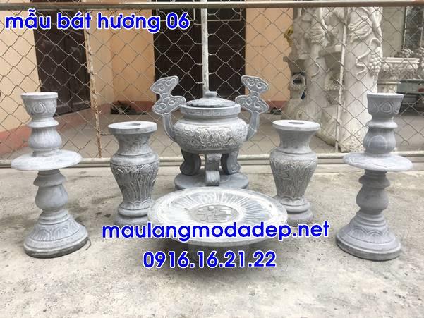 Bát hương đá ở Hà Nội đẹp