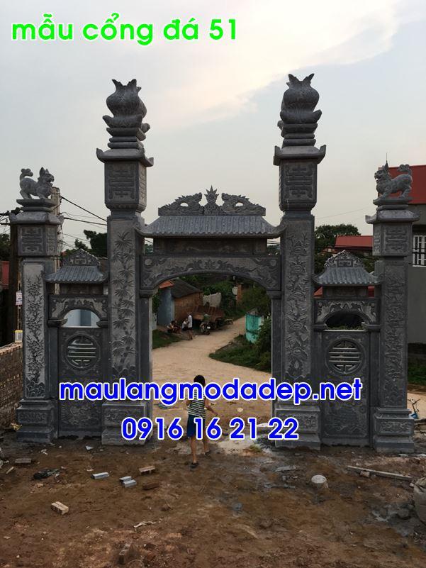 Ảnh cổng nhà thờ họ-51