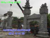 Cổng nhà thờ họ đẹp-3