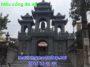 Mẫu cổng chùa đẹp 48