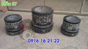 Mẫu bát nhang bằng đá tại Hà Nội 57