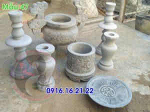 Bát hương đá ở Hà Nội 47