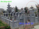 Lăng mộ đá ninh bình đẹp nhất hiện nay lắp đặt tại hòa bình 01