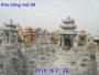 Lăng mộ đá ninh bình đẹp nhất hiện nay lắp đặt tại lai châu 04