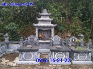 Lăng mộ đá ninh bình giá rẻ bán tại nam định 09