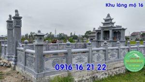 Lăng mộ đá ninh bình thiết kế đẹp bán tại vĩnh phúc 16