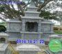 Các mẫu lăng mộ đẹp gia đình xây đẹp bằng đá bán tại an hải 98