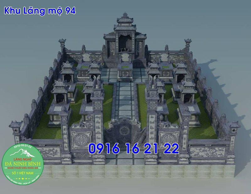 Các mẫu lăng mộ đẹp gia đình thiết kế xây đẹp bán tại hải phòng 94