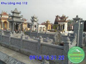 Các mẫu lăng mộ đẹp gia đình xây đẹp bằng đá giá rẻ 112