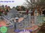 Các mẫu lăng mộ đẹp khu lăng mộ gia đình xây đẹp bằng đá giá rẻ 107