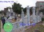 Các mẫu lăng mộ đẹp khu lăng mộ gia đình xây đẹp bằng đá giá rẻ 108