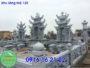 Khu lăng mộ đá nghĩa trang gia đình cho dòng họ đẹp nhất 125