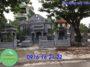 Khu lăng mộ đá nghĩa trang gia đình cho dòng họ giá rẻ đẹp 128