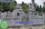 Khu lăng mộ đá xanh thanh hóa thiết kế xây đẹp giá rẻ 143