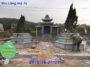 Những mẫu lăng mộ xây đẹp bằng đá giá rẻ bán tại ba vì 76