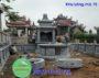 Những mẫu lăng mộ xây đẹp bằng đá giá rẻ bán tại hà đông 75