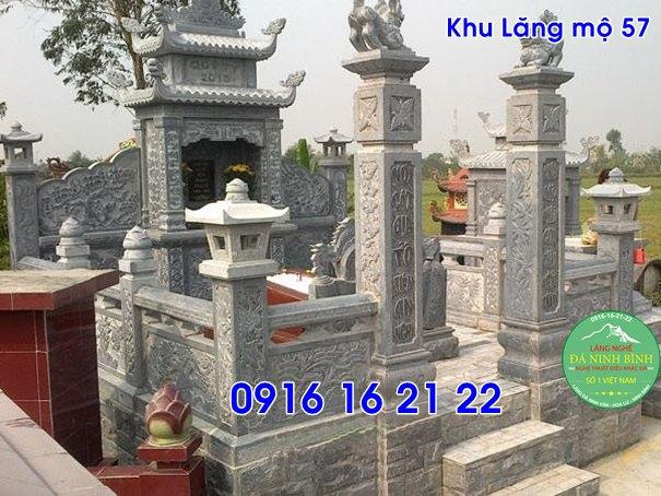 Những mẫu lăng mộ xây đẹp bằng đá khối bán tại bến tre 57