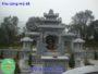 Những mẫu lăng mộ xây đẹp giá rẻ bằng đá bán tại hưng yên 68