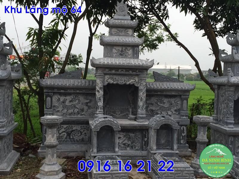 Những mẫu lăng mộ xây đẹp giá rẻ bằng đá bán tại kiên giang 64