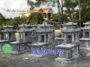 mẫu mộ đá đẹp có mái che chế tác tại ninh bình 29