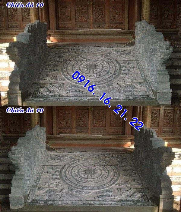 13 mẫu chiếu rồng đá nhà thờ họ đẹp nhất hiện nay 10
