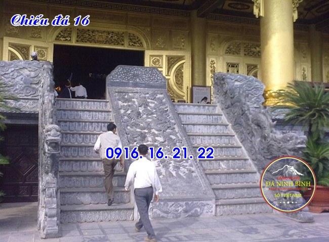 bán chiếu rồng đá chiếu đá nhà thờ họ đẹp giá rẻ 16