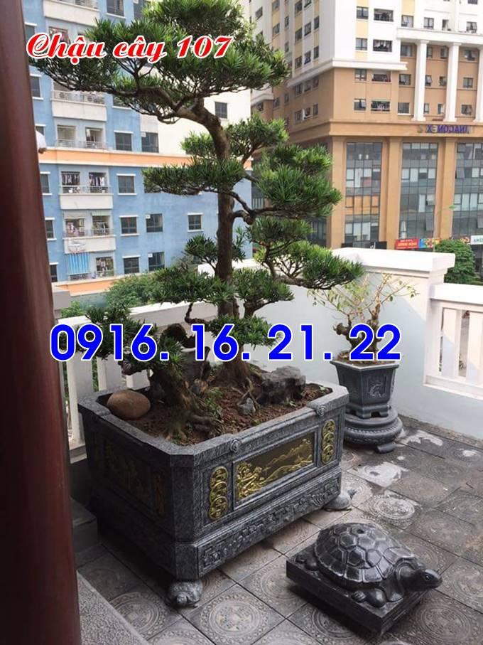 25 mẫu ang chậu cây cảnh bằng đá đẹp giá rẻ nguyên khối 107