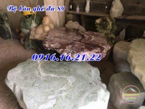 Bàn ghế đá cẩm thạch đẹp 89