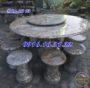Bàn ghế đá hoa cương đẹp 63