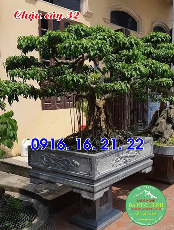 Bể đá cảnh ang chậu đá trồng cây cảnh bằng đá cao cấp giá rẻ 32