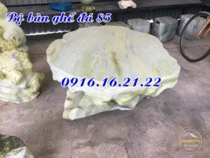 Bộ bàn ghế đá cẩm thạch 85