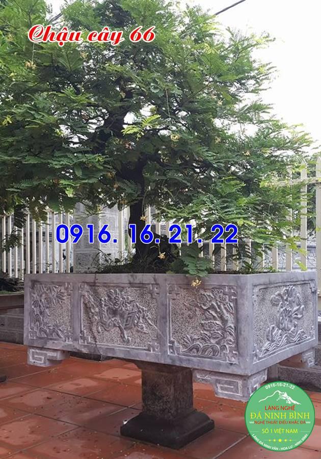 Mẫu ang chậu cây cảnh bằng đá đẹp giá rẻ 66