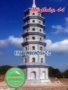 Mẫu mộ hình tháp đẹp 44