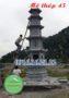 Mẫu mộ hình tháp đẹp 45