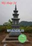 Mẫu mộ tháp 34