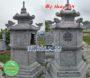 Mẫu mộ tháp đẹp 08