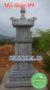 Mẫu mộ tháp đẹp 09