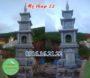 Mộ tháp đá 22