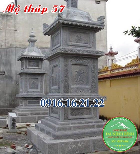 Mộ tháp đá 57