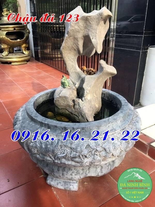 Tổng hợp 15 mẫu ang đá cảnh bể đá cảnh chậu đá tự nhiên đẹp 123