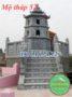 Xây mộ tháp đẹp bằng đá 52