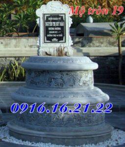 Lăng mộ đá tròn 19