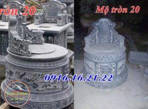 Lăng mộ đá tròn 20