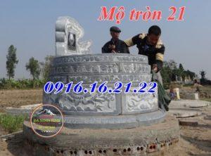 Lăng mộ đá tròn 21