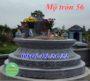 Lăng mộ hình tròn 56