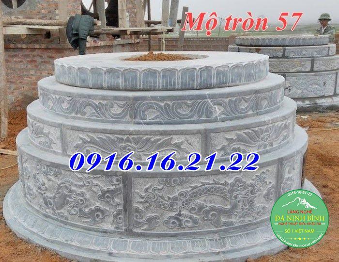 Lăng mộ hình tròn 57