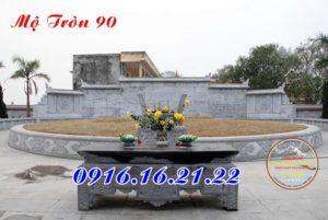 Lăng mộ hình tròn đẹp 90